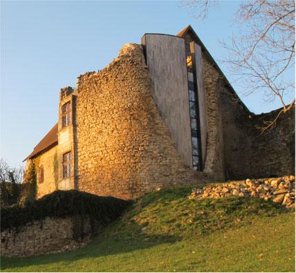 Le Vieux Château- Visite Fichiers