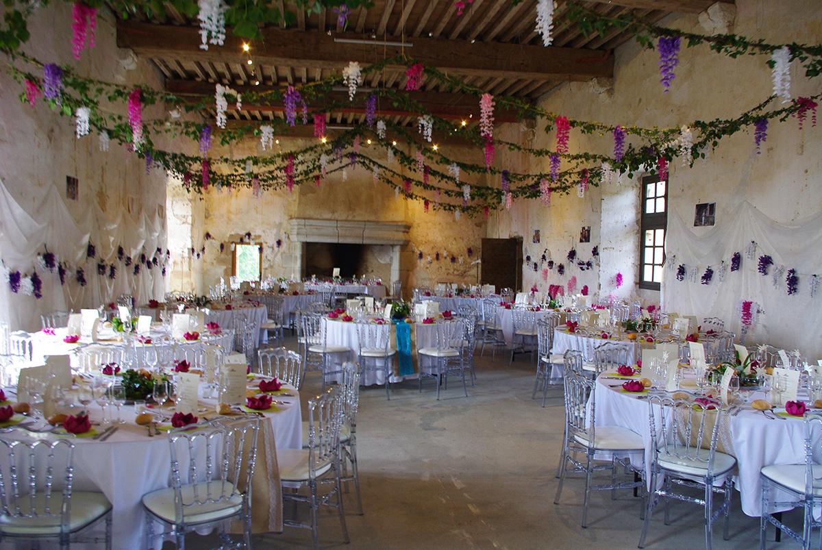 Le Vieux Château Vicq Sur Breuilh Mariage07