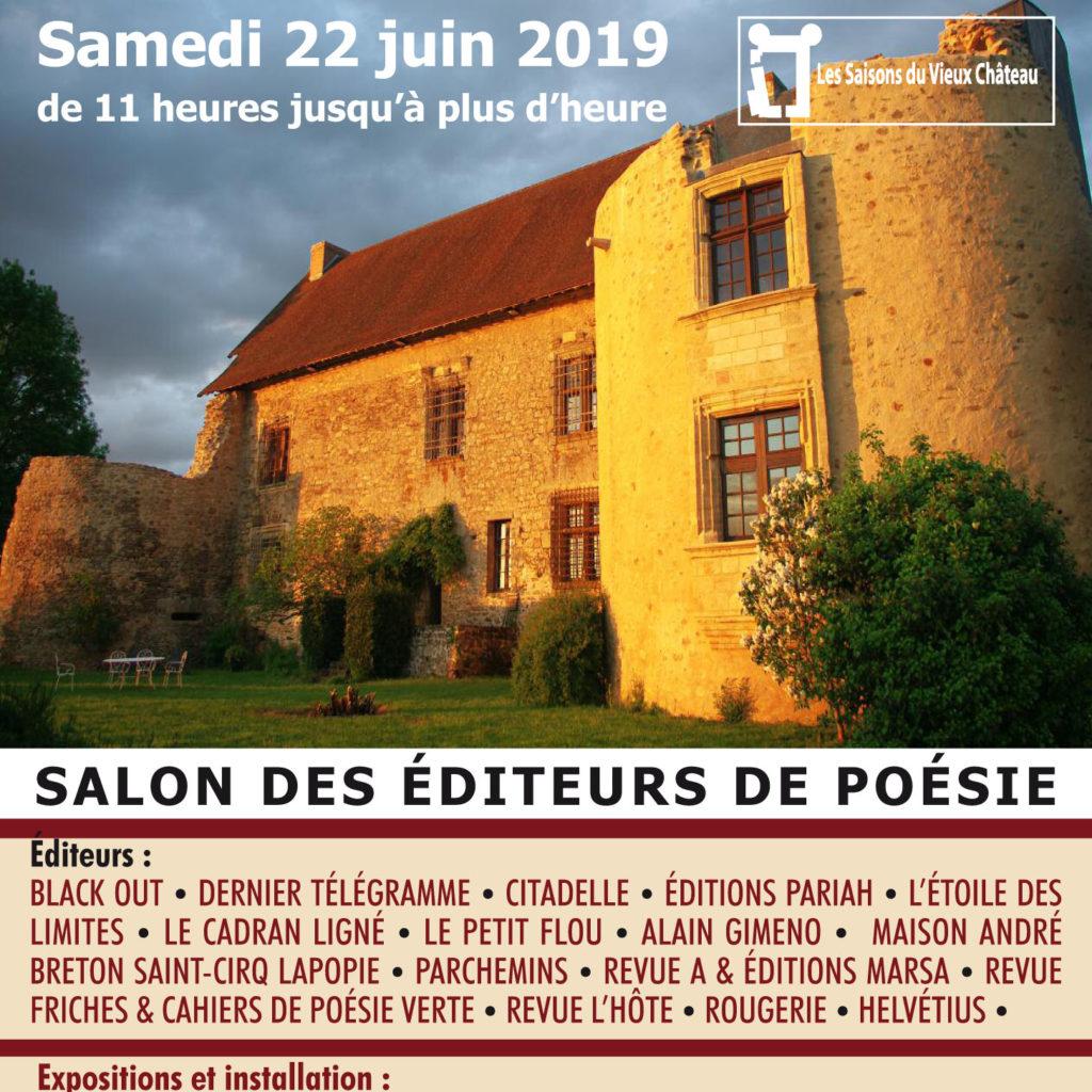 Poésie Jour & Nuit 2019